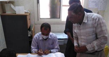صورة إحالة 72 من العاملين بالقطاع الصحى بسوهاج للتحقيق