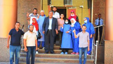 Photo of رسميًا.. انتهاء العزل بمستشفى الأقصر العام بعد خروج آخر حالتين