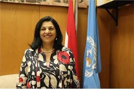 "Photo of ""نعيمة القصير"" مديرًا لمكتب الصحة العالمية بالقاهرة"