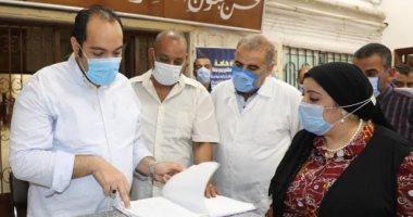 Photo of نائب محافظ المنوفية يتفقد مستشفيات الحميات و جراحة المخ والأعصاب بميت خلف