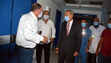 صورة تطوير مستشفى بنها التعليمى بـ260 مليون وإطلاق الكهرباء خلال أيام