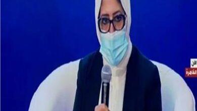 صورة وزيرة الصحة تحذر من ارتفاع معدل إصابات كورونا بهذه المحافظات