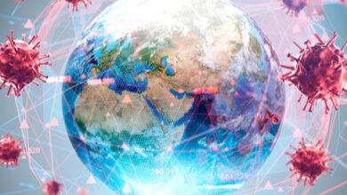 صورة كورونا حول العالم: ارتفاع الإصابات ل 105 ملايين وأكثر من 2 مليون وفاة
