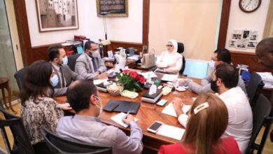 صورة وزير الصحة: فحص 8 ملايين و30 ألف سيدة منذ إطلاق مبادرة الرئيس لصحة المرأة