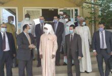 """صورة وزيرة الصحة: فحص ١٥ ألف مواطن بدولة تشاد للكشف عن فيروس """"سي"""""""