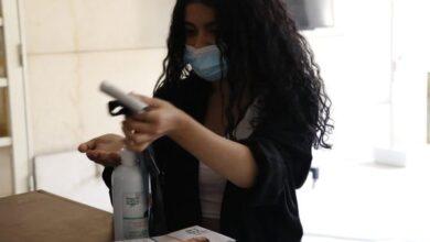 صورة وزيرة الصحة تتوجه بالشكر لكافة الفرق الطبية لما يبذلونه من جهد