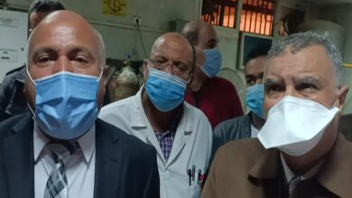 صورة فيديو يدعى انقطاع الأكسجين عن مرضى كورونا بمستشفى زفتى.. والمديرية ترد