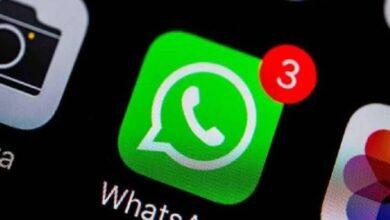 صورة «واتساب» يوضح حقيقة نشر المكالمات والمحادثات عبر «فيس بوك»