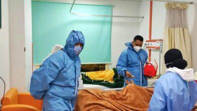 صورة الصحة: 1193 إصابة جديدة بفيروس كورونا