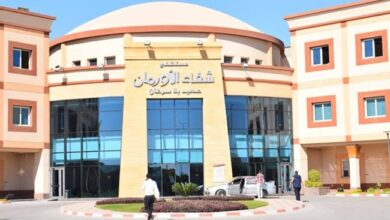 صورة افتتاح اول مستشفى لعلاج أورام الأطفال بالمجان في الصعيد