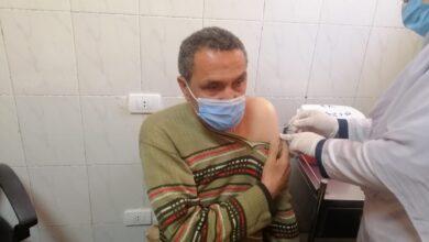 صورة صحة القليوبية: تطعيم 58 ألفا و767 مواطنا بلقاح كورونا
