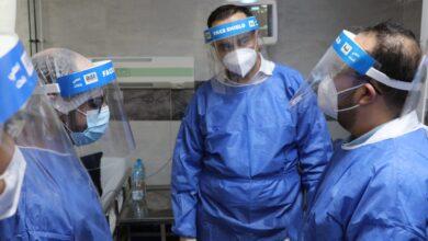 صورة الصحة: 1153 إصابة جديدة و61 وفاة
