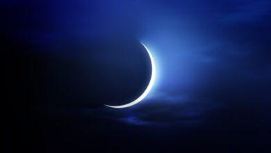 صورة الافتاء: الثلاثاء أول أيام شهر رمضان المبارك