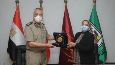 صورة القوات المسلحة توقع بروتوكول تعاون مع كلية الطب بجامعة القاهرة