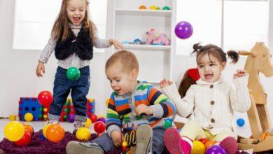صورة فوائد اللعب للأطفال