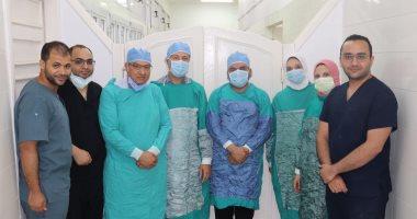 """صورة أطباء """"طنطا"""" ينجحون فى بناء فك مريضة باستخدام التكنولوجيا الرقمية"""