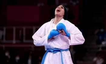 صورة صيدلانية تحقق لمصر أول ميدالية ذهبية في أولمبياد طوكيو