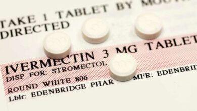 صورة دراسة: عقار إيفرمكتين المستخدم في علاج كورونا يُسبب العقم لـ 85% من الرجال